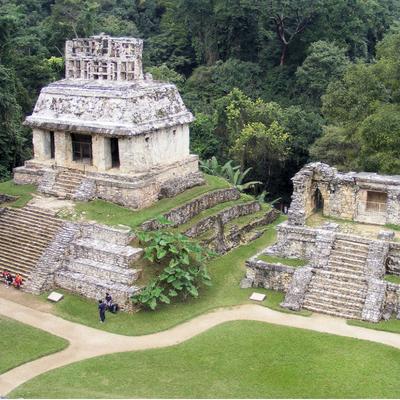 Chiapas Mayan Ruins